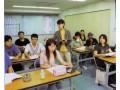 三峰日本语学校上课风景