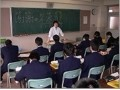 之森三愛高等学校 上课风景