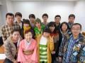 2013年泰安蜜克(DBC)日本语学校 课外活动纪念写真