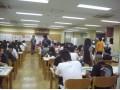 仙台育英学园高等学校的一天