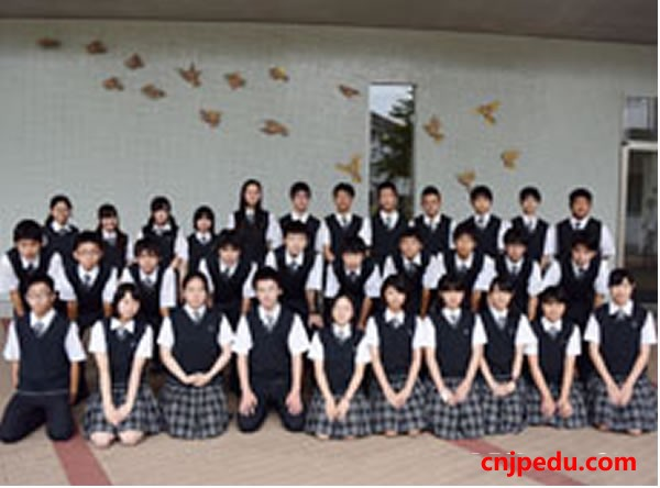 八王子高中学生会活动