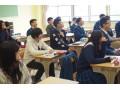 翔凜高等学校上课场景