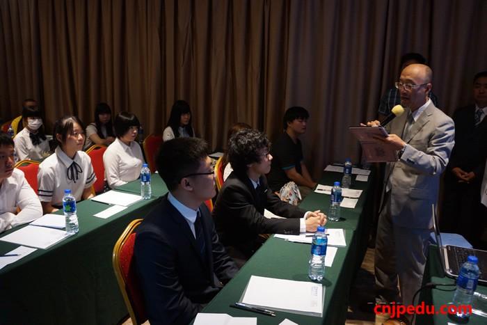 东京工学院大学附属高中2016中国留学生入学考试在上海结束