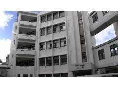 冲绳尚学高中校园风景