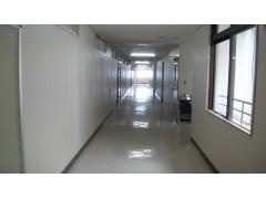冲绳尚学高中走廊