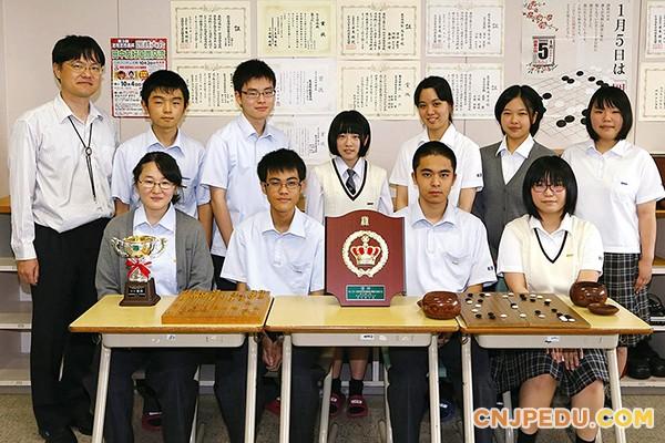 日本高中留学——丰富多彩的校园生活!