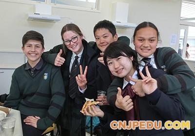 新西兰语学研修