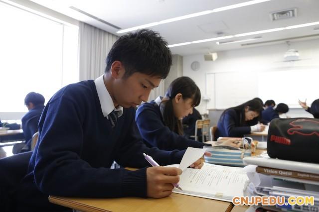 工学院大学附属高中的国际教育 (3)