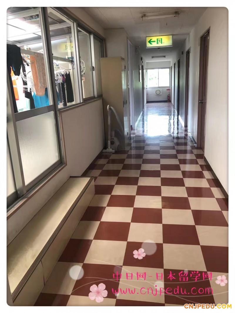 宿舍走廊1
