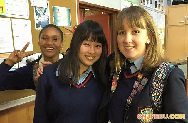 八王子高中新西兰短期留学
